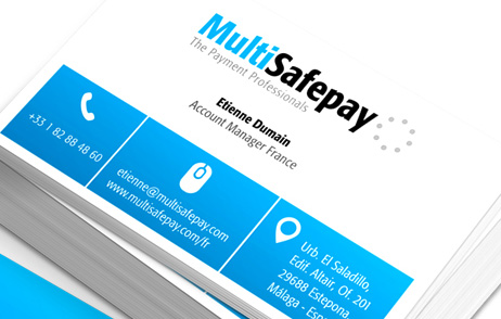 MultiSafepay logo and identity